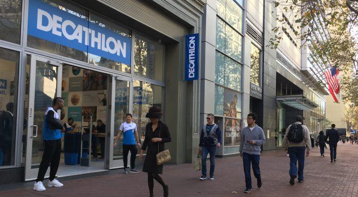 À San Premier Morning Américain French A Francisco Ouvert Le Decathlon dHAqqxX