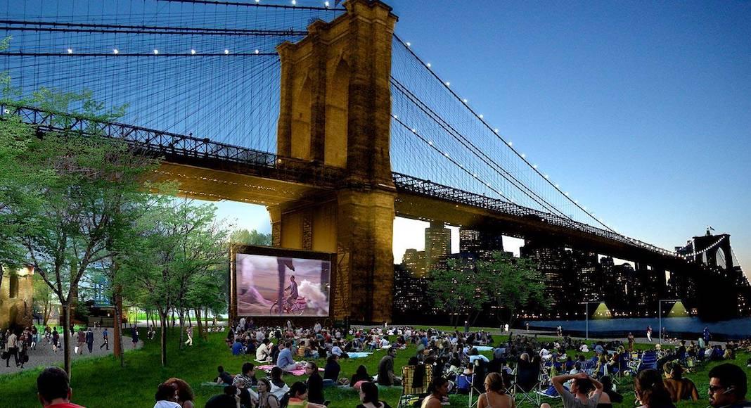 Movies With A View Que faire à New York en août 2018