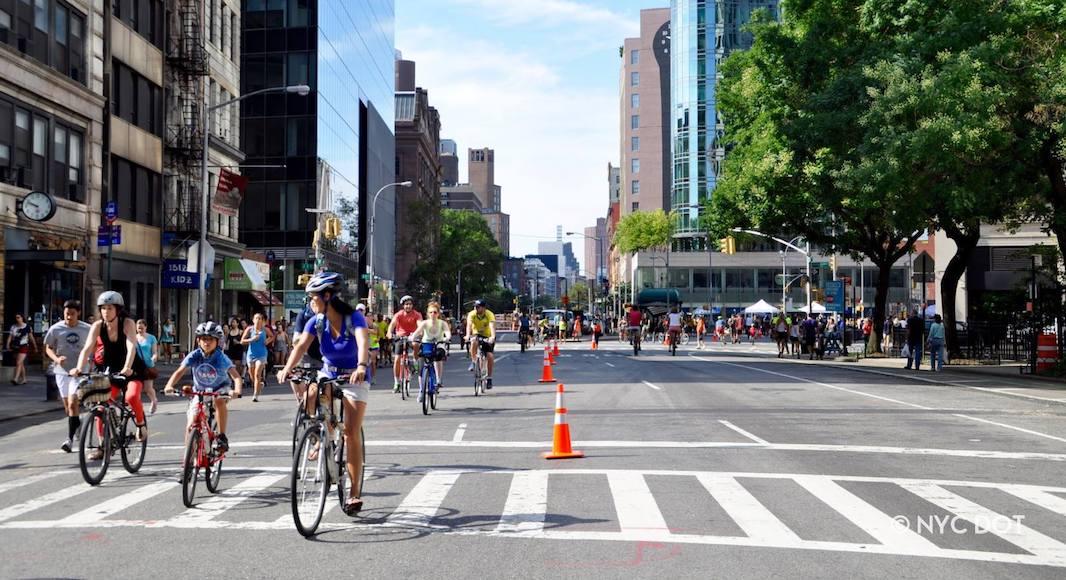 Summer Streets NYC Que faire à New York en août 2018