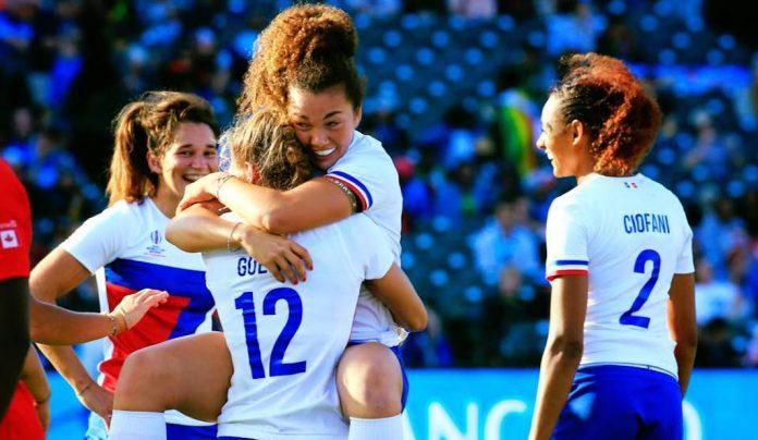 Coupe du monde féminine de rugby à VII : les Françaises en finale !