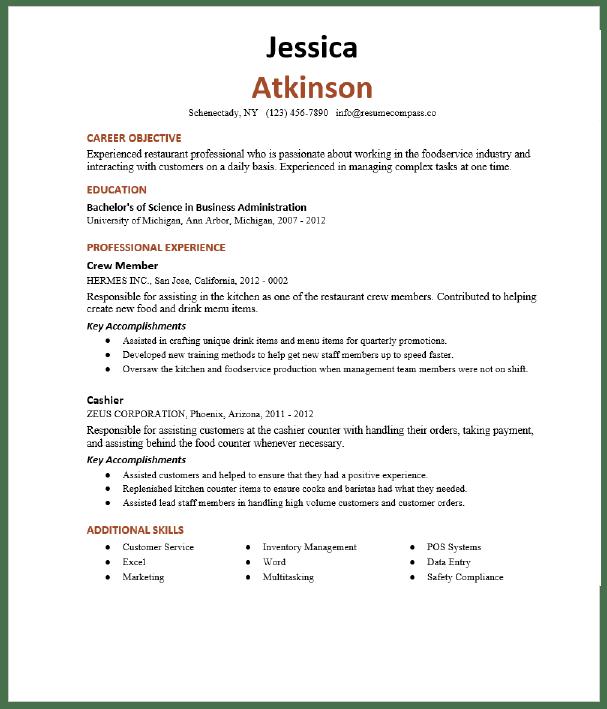 Food running resume building+dissertation topics