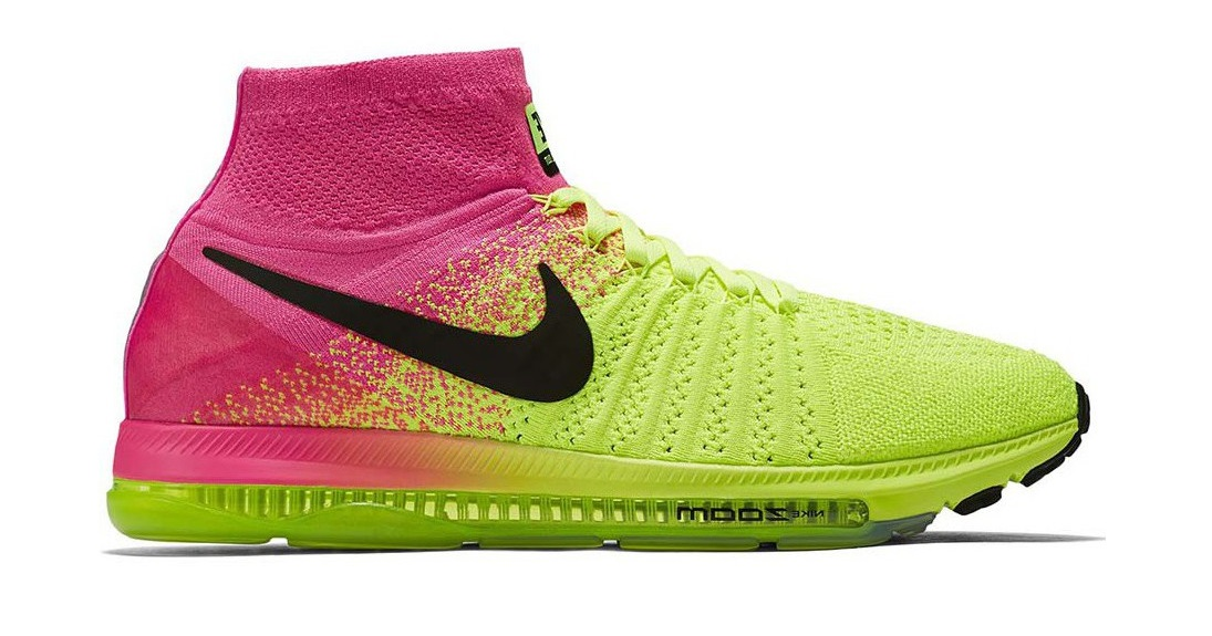 Nike Zoom All Out FlyKnit Mujer
