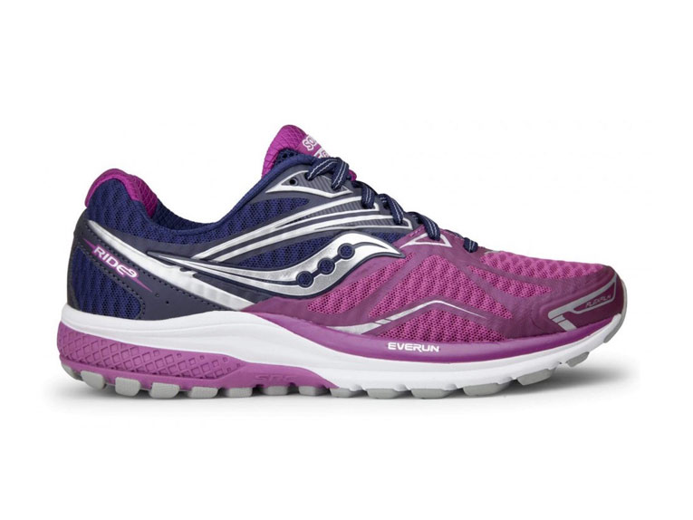 Saucony Ride 9 Mujer