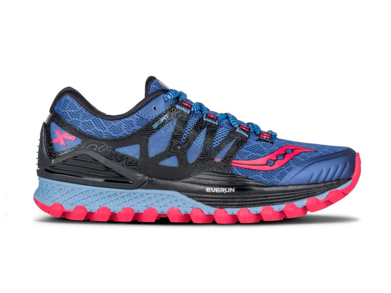 Saucony Xodus ISO Mujer
