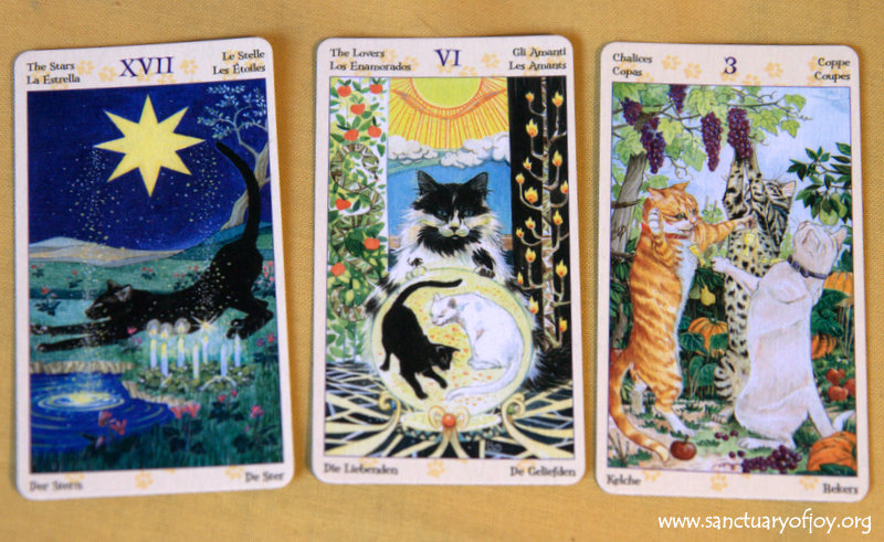 Tarot reading for March 2016