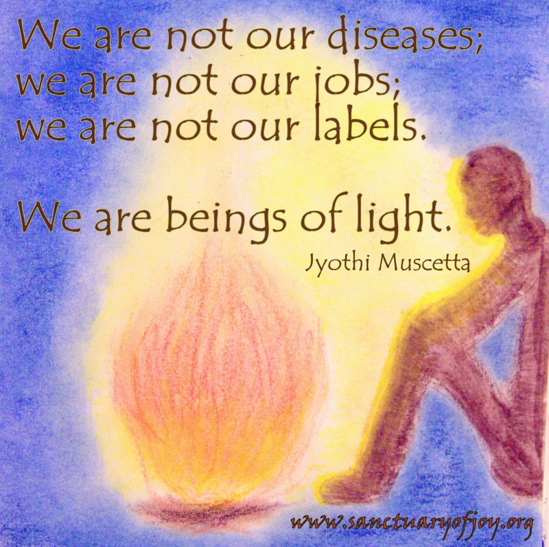 We are not our diseases