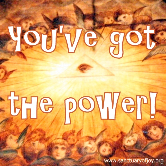 You've got the power!