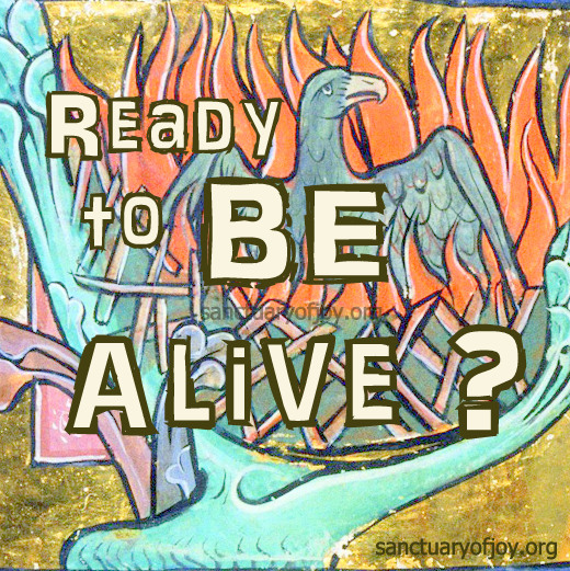 Ready to be alive?
