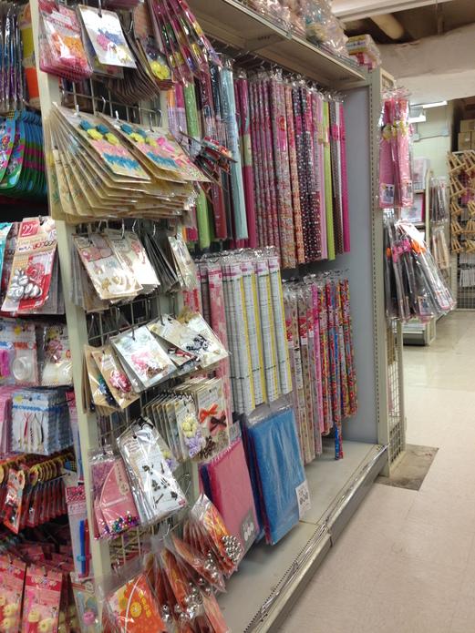 Shop in Hong Kong