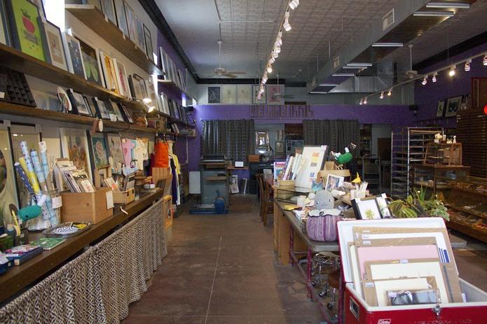 Shop in Dallas, Texas, United States