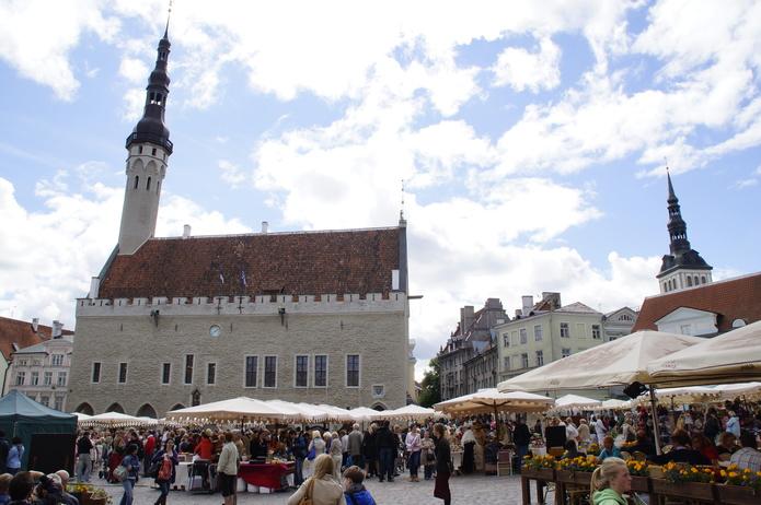 Shop in Tallinn, Harju County, Estonia
