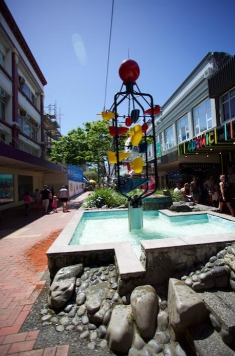 Inspiration in Wellington, New Zealand