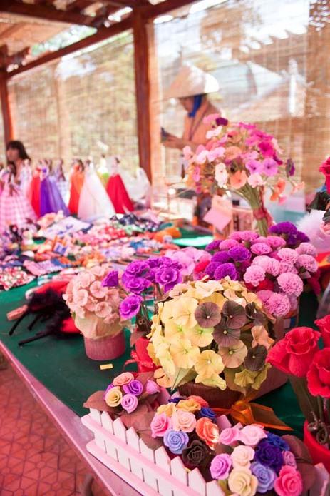 Craft in Ho Chi Minh City, Ho Chi Minh, Vietnam