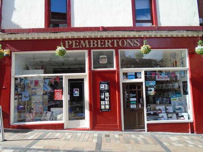 Shop in Stirling, Scotland, United Kingdom
