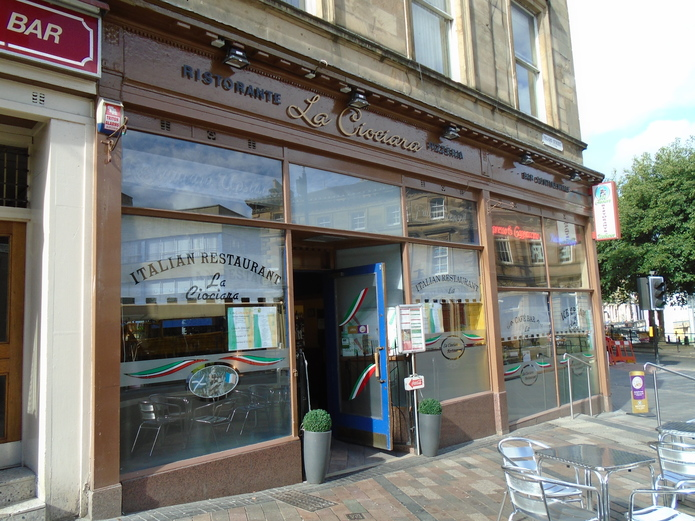 Eat & Drink in Stirling, Scotland, United Kingdom