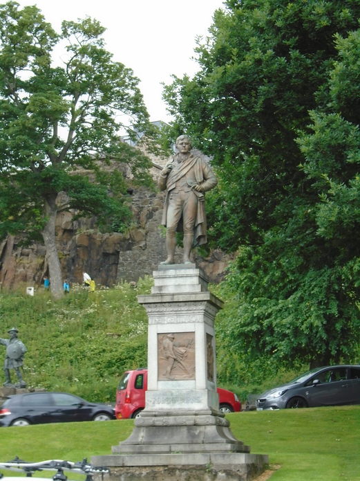 Inspiration in Stirling, Scotland, United Kingdom