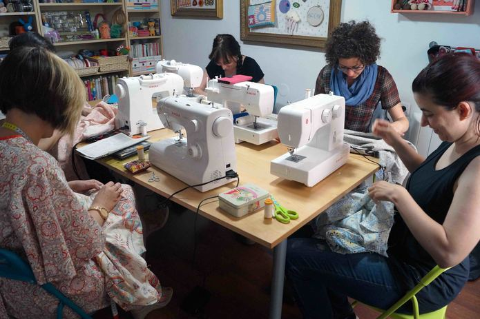 Craft in Valencia, Valencian Community, Spain
