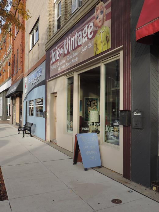 Shop in Sarnia, Ontario, Canada