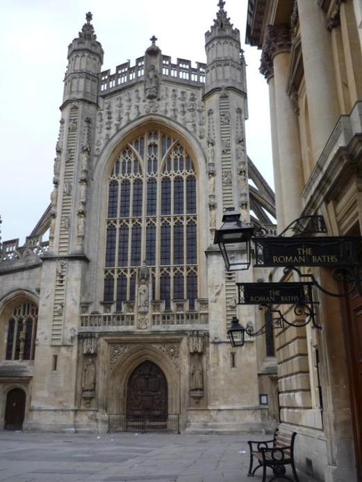 Inspiration in Bath, England, United Kingdom