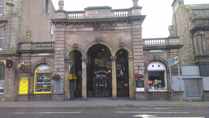 Shop in Inverness, Scotland, United Kingdom