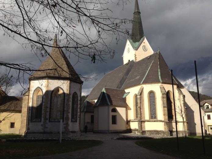 Inspiration in Slovenj Gradec, Slovenia