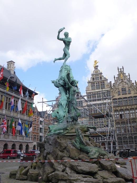 See Something Special in Antwerp, Flanders, Belgium