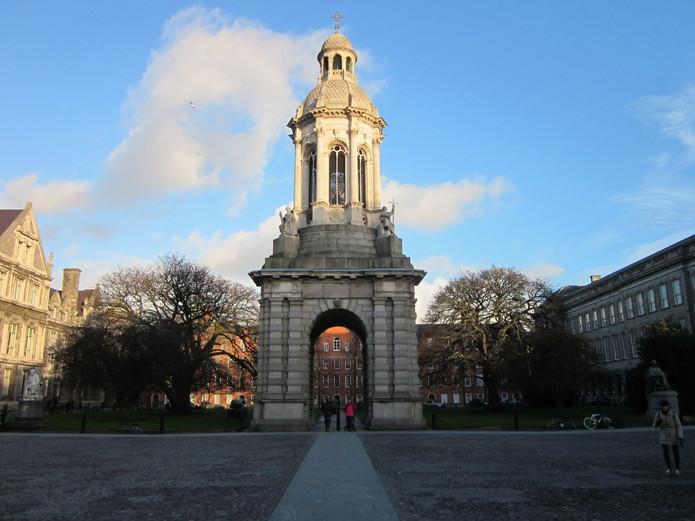 Inspiration in Dublin, Ireland