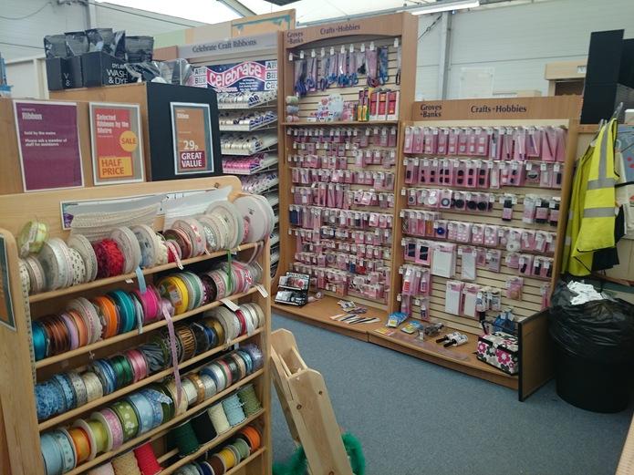 Shop in Shrewsbury, England, United Kingdom