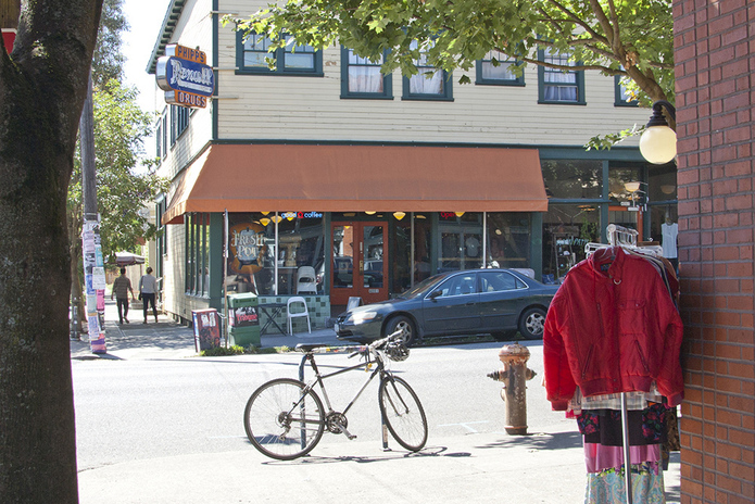 Shop in Portland, Oregon, United States