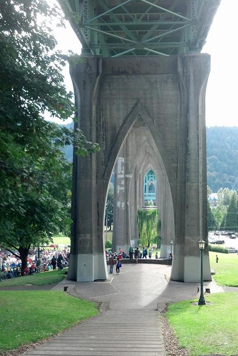 Inspiration in Portland, Oregon, United States