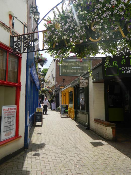 Shop in Stourbridge, England, United Kingdom