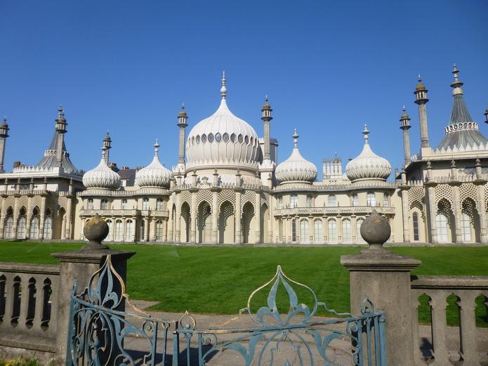 Inspiration in Brighton, England, United Kingdom