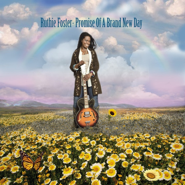 Promise of a Brand New Day by Ruthie Foster album cover