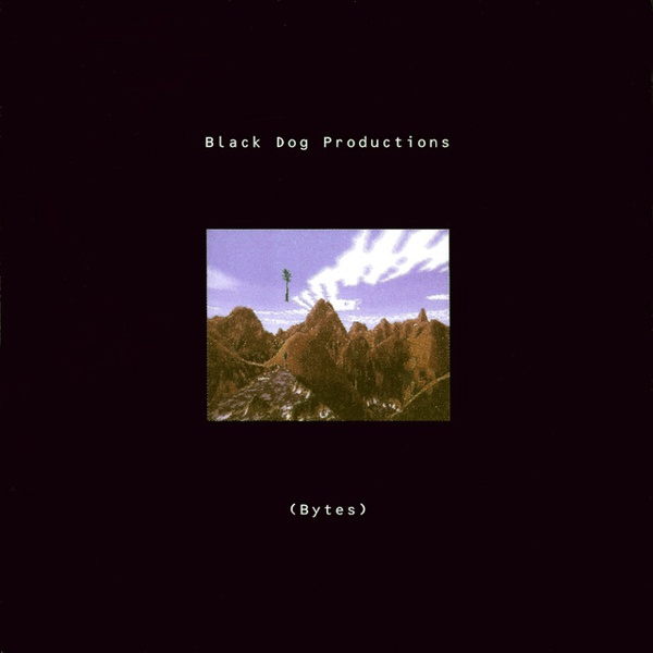 Bytes by The Black Dog album cover