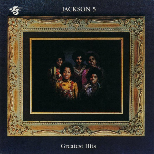 The Greatest Hits by The Jackson 5 album cover