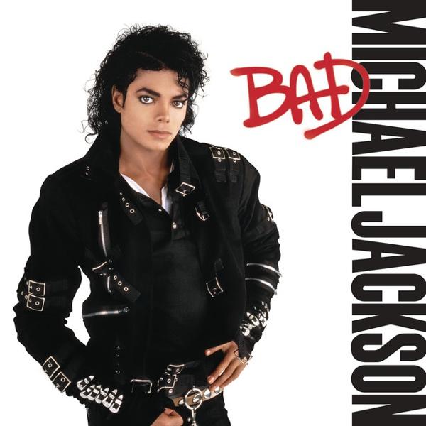Bad by Michael Jackson album cover
