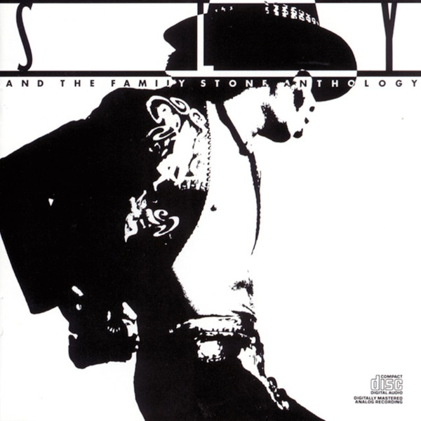Anthology by Sly & the Family Stone album cover