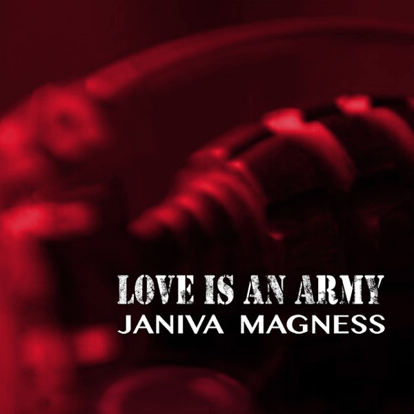 Love Is an Army by Janiva Magness album cover