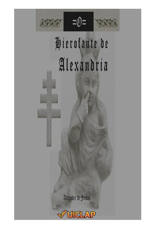 O Hierofante de Alexandria
