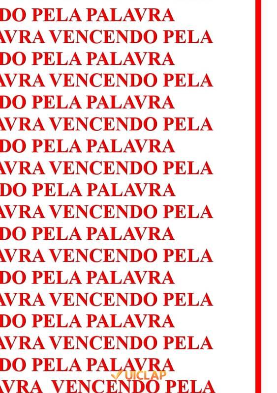 VENCENDO PELA PALAVRA