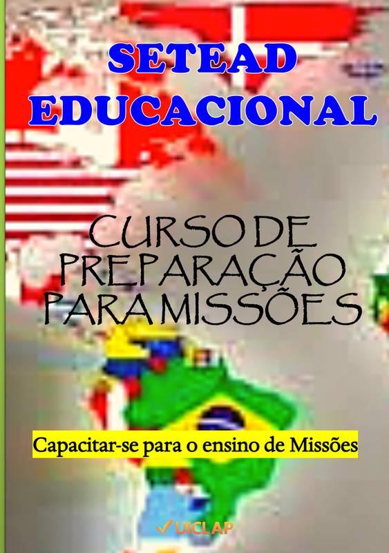 CURSO DE PREPARAÇÃO PARA MISSÕES