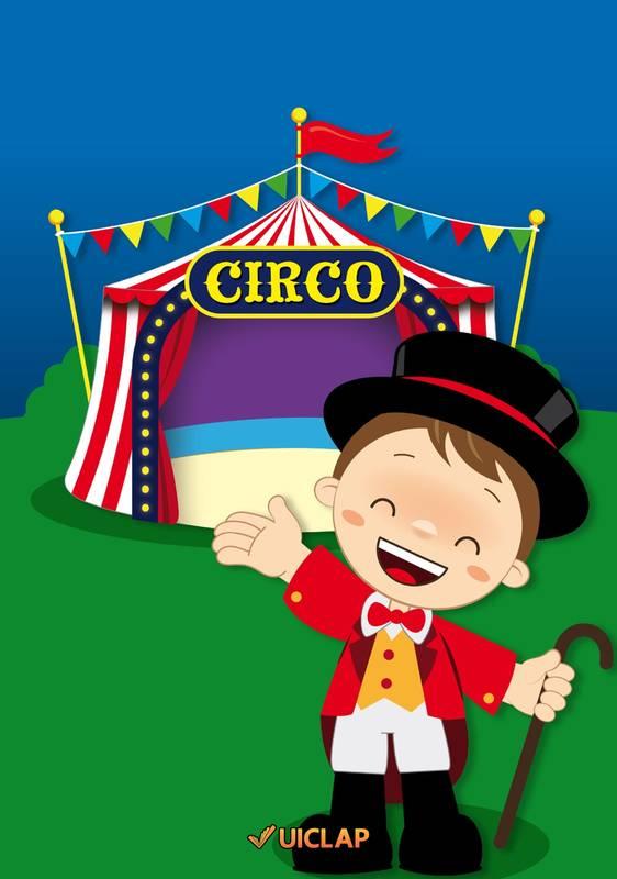 Caderno Escolar Circo