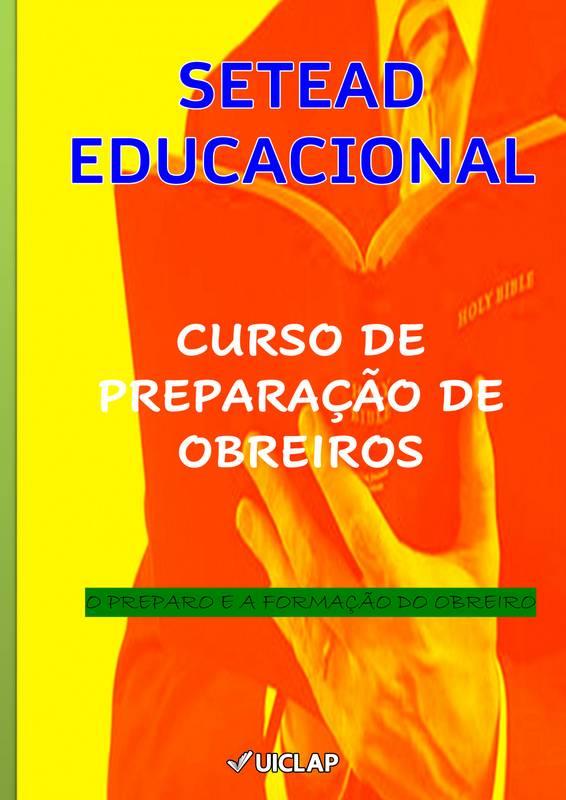 CURSO DE PREPARAÇÃO DE OBREIROS
