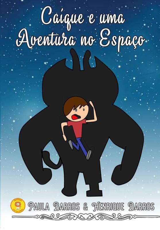 Caíque e uma aventura no espaço