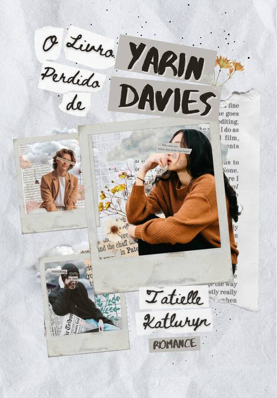 O Livro Perdido de Yarin Davies