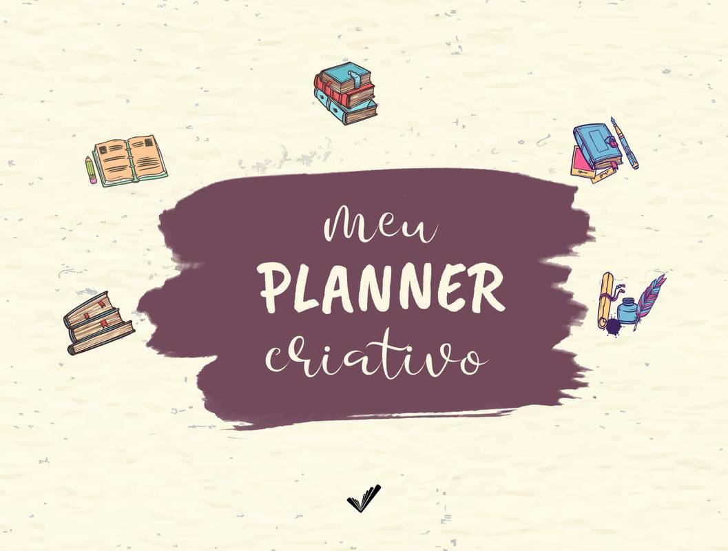 Meu planner criativo