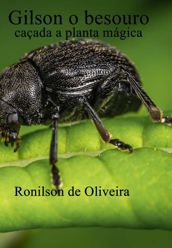 Gilson o besouro - caçada a planta mágica