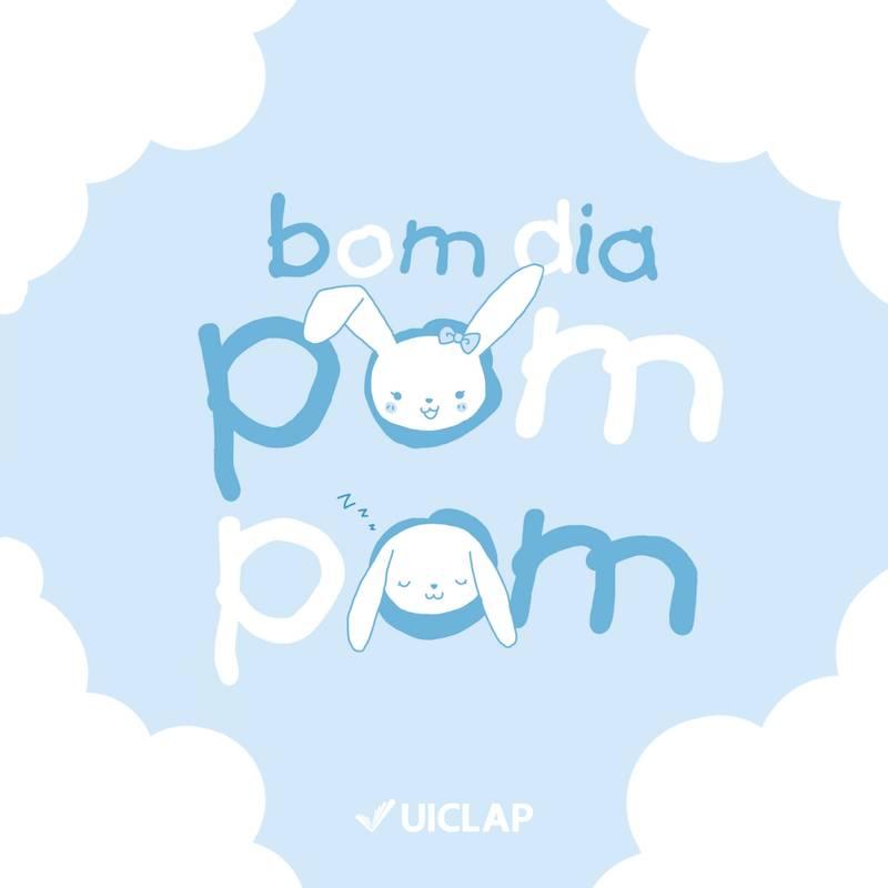 Bom dia Pompom