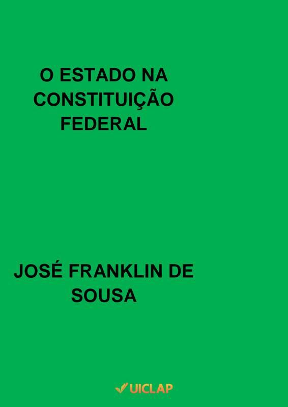 O ESTADO NA CONSTITUIÇÃO FEDERAL
