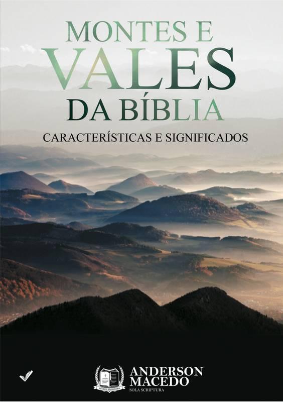 Montes e Vales da Bíblia